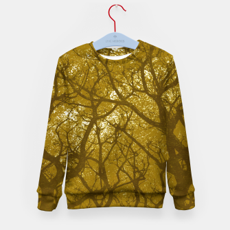Miniaturka Forest Landscape Illustration Kid's sweater, Live Heroes