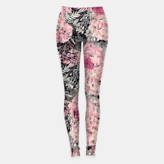 Thumbnail image of Dirty roses Legginsy, Live Heroes