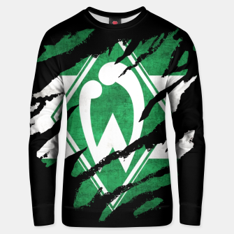 Thumbnail image of SV Werder Bremen Germany Bundesliga Football Club Fans Unisex sweater, Live Heroes