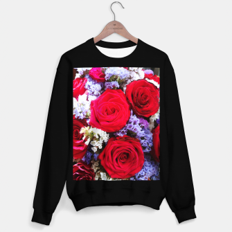 Thumbnail image of bouquet of rose and perturbed Bluza standard, Live Heroes