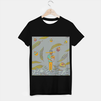 Thumbnail image of Muffin T-shirt regular, Live Heroes