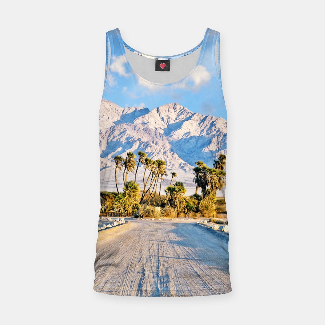 Image of Summer Scenic Tank Top - Live Heroes