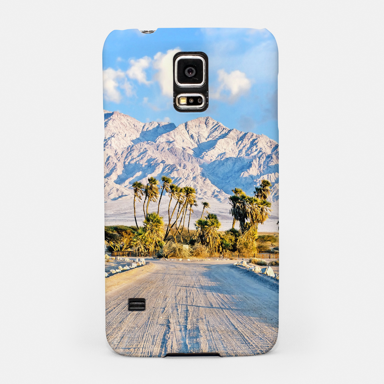 Image of Summer Scenic Samsung Case - Live Heroes