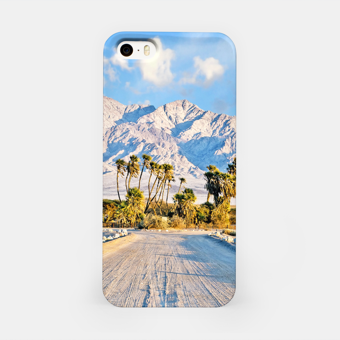 Image of Summer Scenic iPhone Case - Live Heroes
