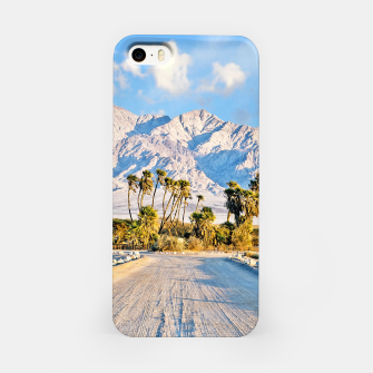 Miniatur Summer Scenic iPhone Case, Live Heroes