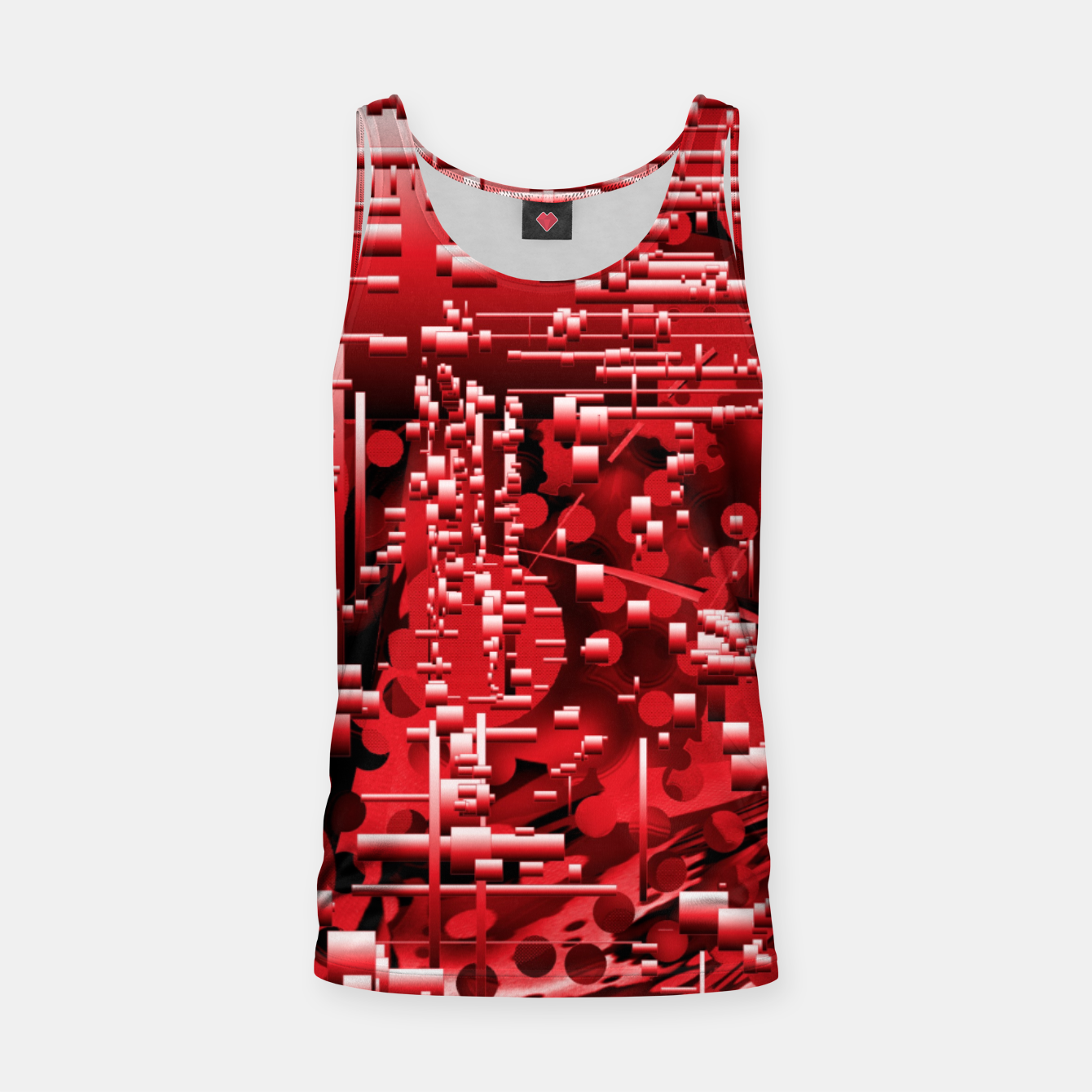 Image of Lovebomb Tank Top - Live Heroes