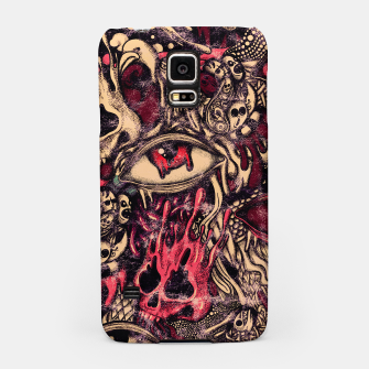 Washed Melting Samsung Case Bild der Miniatur