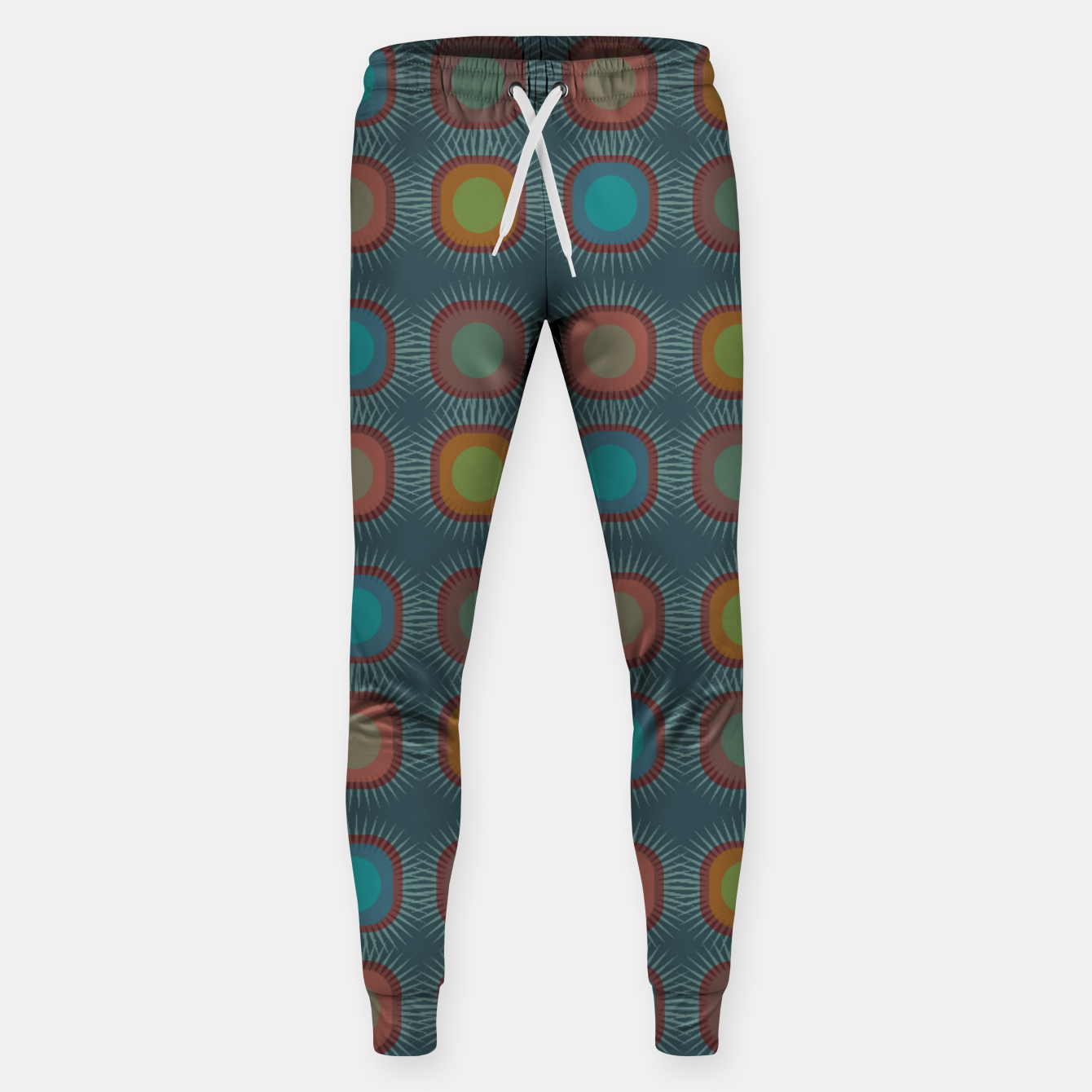 Image of zappwaits - art Sweatpants - Live Heroes