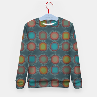 Thumbnail image of zappwaits - art Kid's sweater, Live Heroes