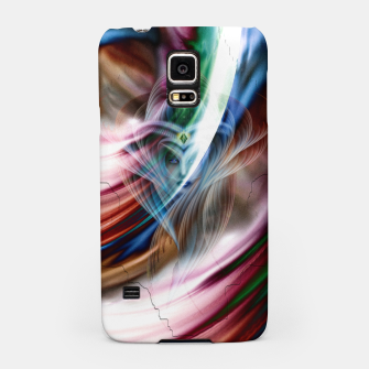 Whispers In A Dreams Of Beauty Fractal Art Samsung Case obraz miniatury