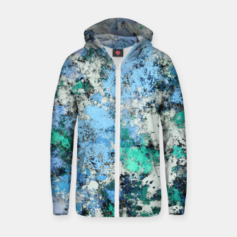 Thumbnail image of Big water Zip up hoodie, Live Heroes