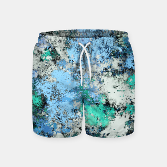 Thumbnail image of Big water Swim Shorts, Live Heroes