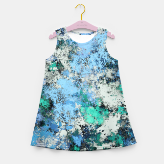 Thumbnail image of Big water Girl's summer dress, Live Heroes