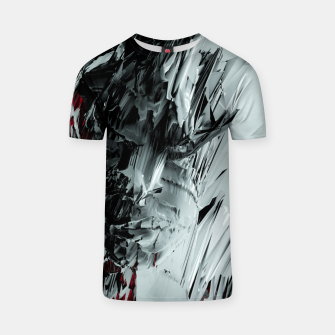 Thumbnail image of Abstract Portrait I T-shirt, Live Heroes