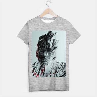 Thumbnail image of Abstract Portrait I T-shirt regular, Live Heroes