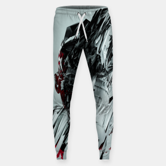 Thumbnail image of Abstract Portrait I Sweatpants, Live Heroes