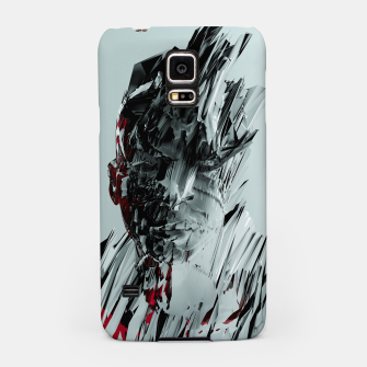 Thumbnail image of Abstract Portrait I Samsung Case, Live Heroes