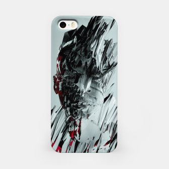 Thumbnail image of Abstract Portrait I iPhone Case, Live Heroes