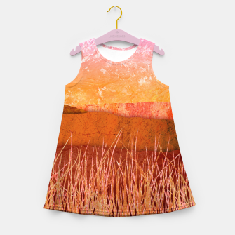 Miniature de image de One steppe Girl's summer dress, Live Heroes
