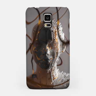Thumbnail image of Abstract Portrait II Samsung Case, Live Heroes
