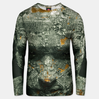 Thumbnail image of Abstract Portrait IX Unisex sweater, Live Heroes