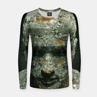 Thumbnail image of Abstract Portrait IX Women sweater, Live Heroes