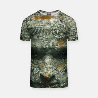 Thumbnail image of Abstract Portrait IX T-shirt, Live Heroes
