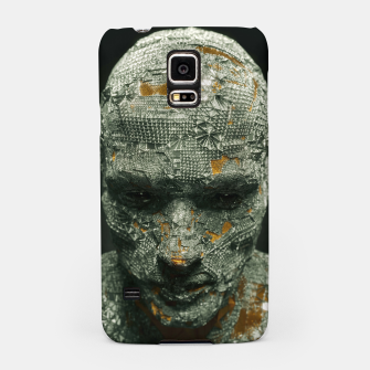 Thumbnail image of Abstract Portrait IX Samsung Case, Live Heroes