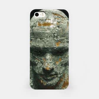 Thumbnail image of Abstract Portrait IX iPhone Case, Live Heroes