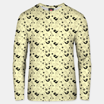 Miniatur Cute cartoon birdies, simple animal illustration Unisex sweater, Live Heroes