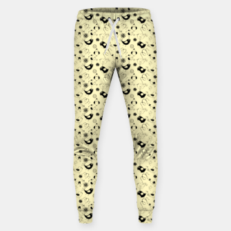 Miniatur Cute cartoon birdies, simple animal illustration Sweatpants, Live Heroes