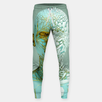 Thumbnail image of Abstract Portrait VI Sweatpants, Live Heroes
