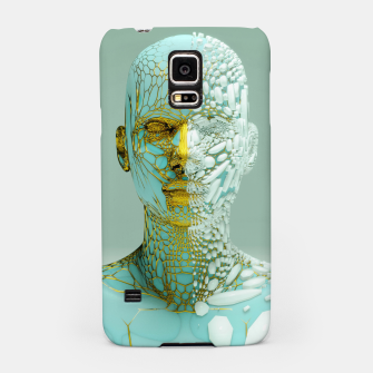 Thumbnail image of Abstract Portrait VI Samsung Case, Live Heroes