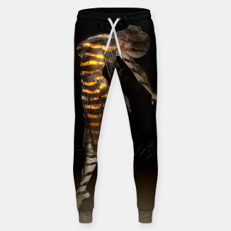 Thumbnail image of Abstract Portrait VII Sweatpants, Live Heroes