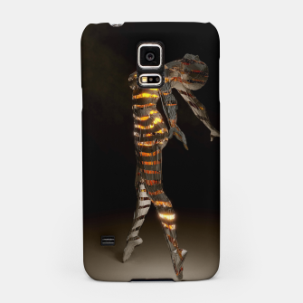 Thumbnail image of Abstract Portrait VII Samsung Case, Live Heroes