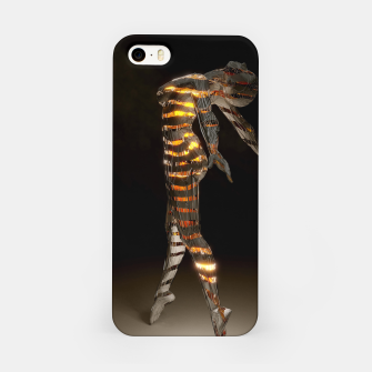 Thumbnail image of Abstract Portrait VII iPhone Case, Live Heroes
