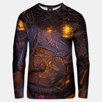 Thumbnail image of Abstract Portrait VIII Unisex sweater, Live Heroes