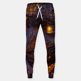 Thumbnail image of Abstract Portrait VIII Sweatpants, Live Heroes
