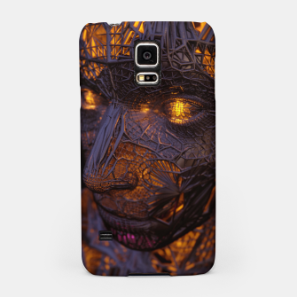 Thumbnail image of Abstract Portrait VIII Samsung Case, Live Heroes