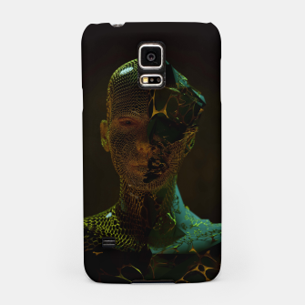 Thumbnail image of Abstract Portrait IV Samsung Case, Live Heroes