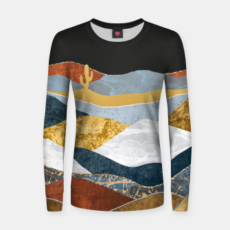 Thumbnail image of Desert Cold I Women sweater, Live Heroes