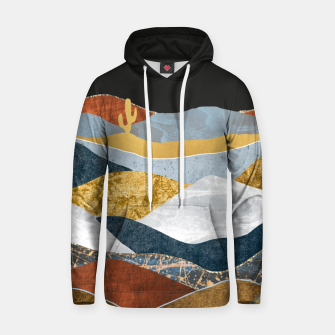 Thumbnail image of Desert Cold I Hoodie, Live Heroes