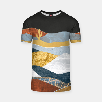 Thumbnail image of Desert Cold I T-shirt, Live Heroes