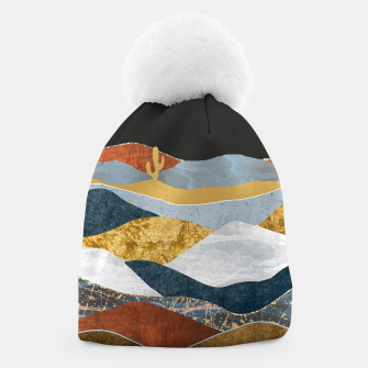 Thumbnail image of Desert Cold I Beanie, Live Heroes