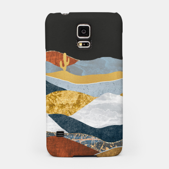 Thumbnail image of Desert Cold I Samsung Case, Live Heroes