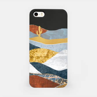 Thumbnail image of Desert Cold I iPhone Case, Live Heroes