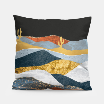 Thumbnail image of Desert Cold I Pillow, Live Heroes
