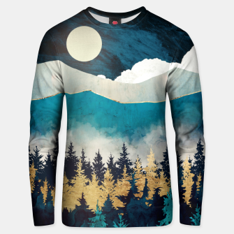 Thumbnail image of Evening Mist Unisex sweater, Live Heroes