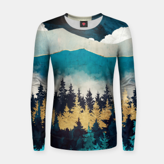 Thumbnail image of Evening Mist Women sweater, Live Heroes