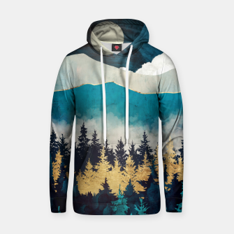 Thumbnail image of Evening Mist Hoodie, Live Heroes